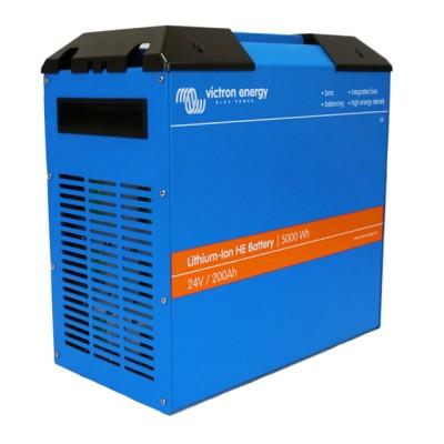Batterie Victron Lithium 24V / 200Ah