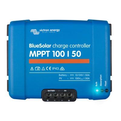 Victron BlueSolar MPPT 100/50