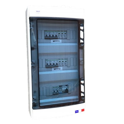 Coffret de protection AC/DC 6 Kw Mono