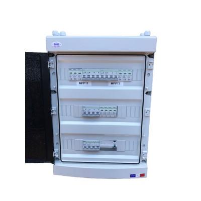 Coffret de protection AC/DC 100 Kw Triphasé