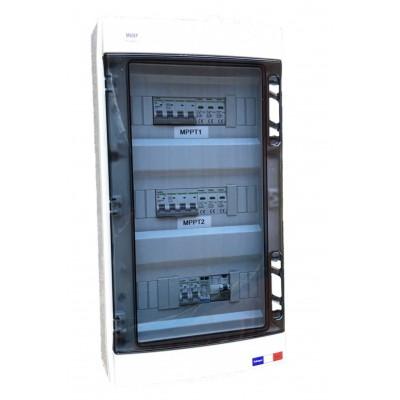Coffret de protection AC/DC 1,5 Kw Monophasé