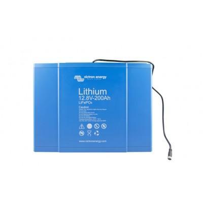 Batterie Victron Lithium 12,8V / 200Ah