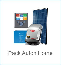 Pack Auton'Home